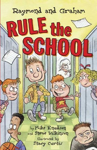 9780670011018: Raymond and Graham Rule the School (Raymond & Graham (PB))