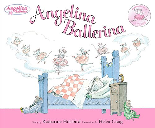 9780670011179: Angelina Ballerina 25th Anniversary Edition