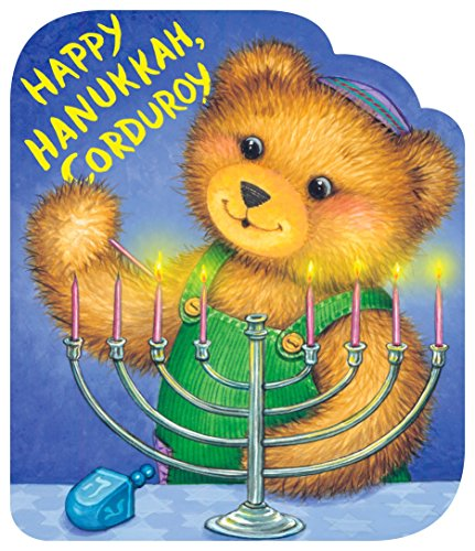9780670011278: Happy Hanukkah, Corduroy