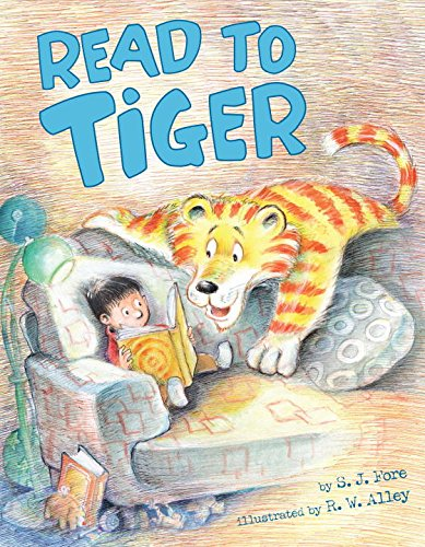 9780670011407: Read to Tiger