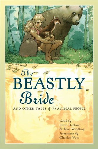 THE BEASTLY BRIDE. TALES OF THE ANIMAL PEOPLE
