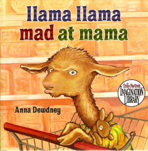 9780670011513: Llama Llama Mad At Mama (Dolly Parton's Imagination Library)