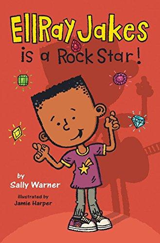 9780670011582: EllRay Jakes Is a Rock Star