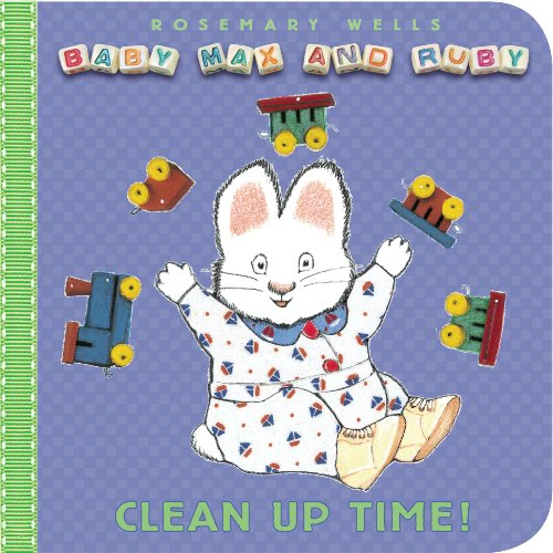 9780670011711: Clean-Up Time (Baby Max and Ruby)