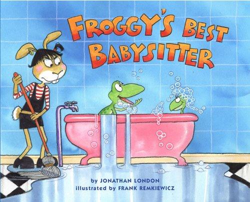 9780670011766: Froggy's Best Babysitter