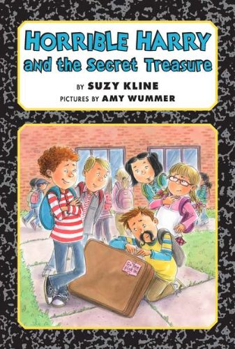 9780670011810: Horrible Harry and the Secret Treasure