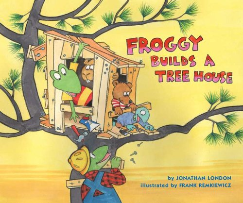 9780670012220: Froggy Builds a Tree House
