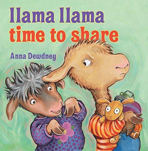 9780670012336: Llama Llama Time to Share