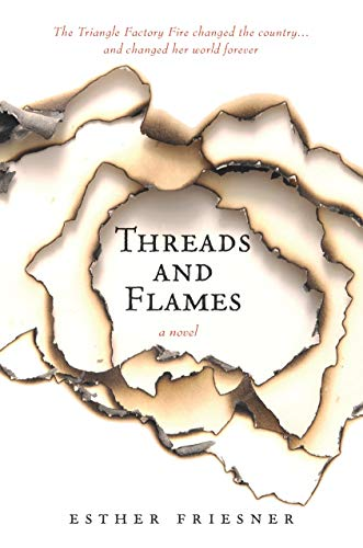 9780670012459: Threads and Flames