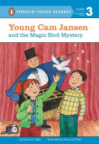 9780670012572: Young Cam Jansen and the Magic Bird Mystery