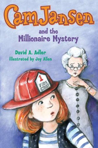 9780670012589: Cam Jansen and the Millionaire Mystery
