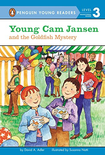 9780670012596: Young CAM Jansen and the Goldfish Mystery 19