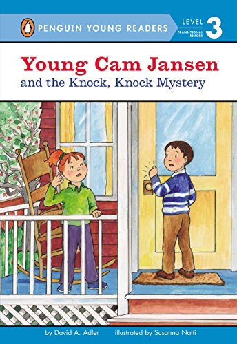 Young Cam Jansen and the Knock, Knock Mystery: Adler, David A.