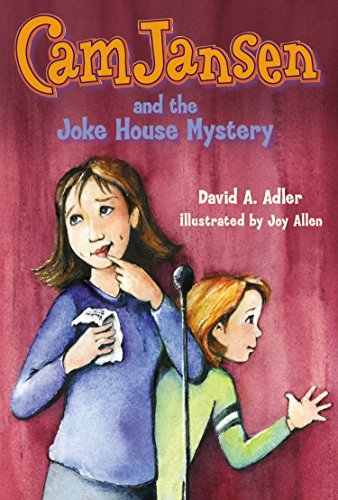 9780670012626: Cam Jansen and the Joke House Mystery