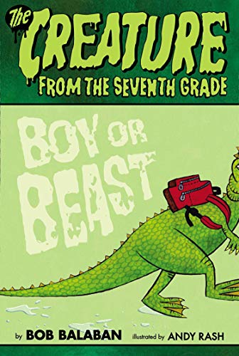 9780670012718: Boy or Beast (Creature from the 7th Grade)