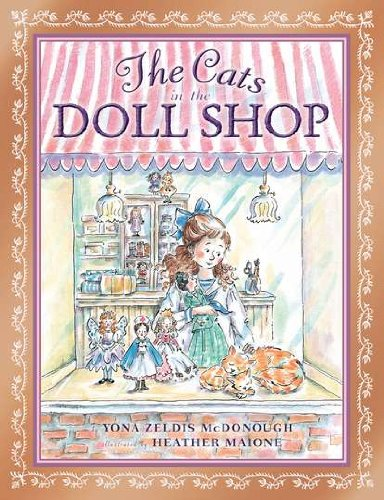 9780670012794: The Cats in the Doll Shop