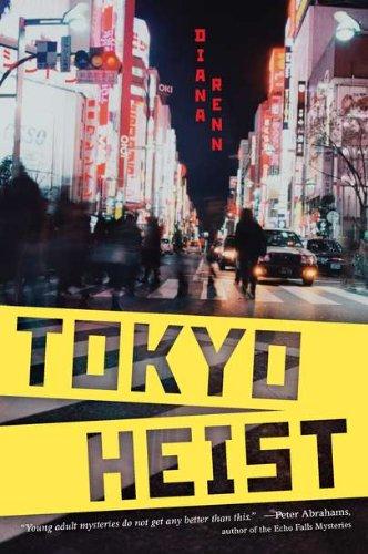 9780670013326: Tokyo Heist