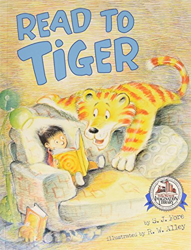 9780670013944: Read To Tiger