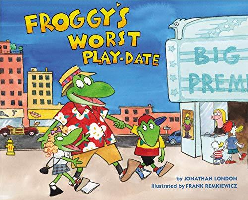 9780670014279: Froggy's Worst Playdate