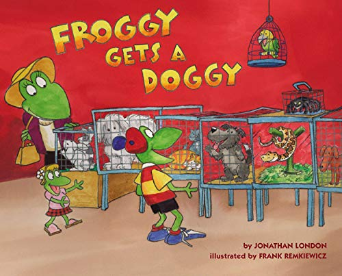 9780670014286: Froggy Gets a Doggy