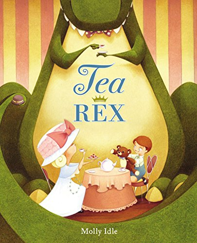 9780670014309: Tea Rex
