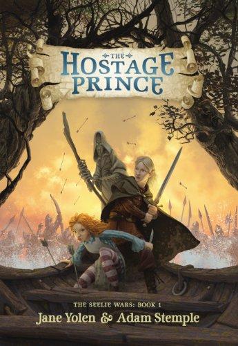 9780670014347: The Hostage Prince (Seelie Wars)