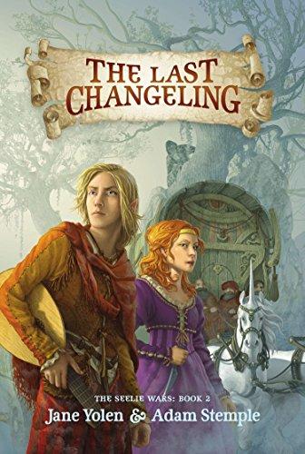 9780670014354: The Last Changeling (Seelie Wars)