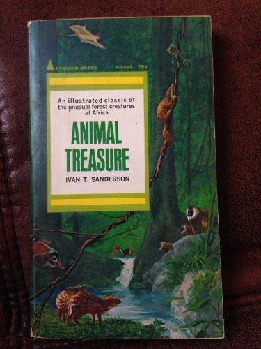 9780670015252: Animal Treasure