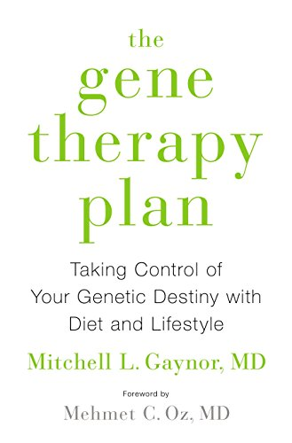 9780670015269: The Gene Therapy Plan: Taking Control of Your Genetic Destiny with Diet and Lifestyle