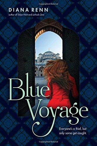9780670015597: Blue Voyage [Idioma Inglés]