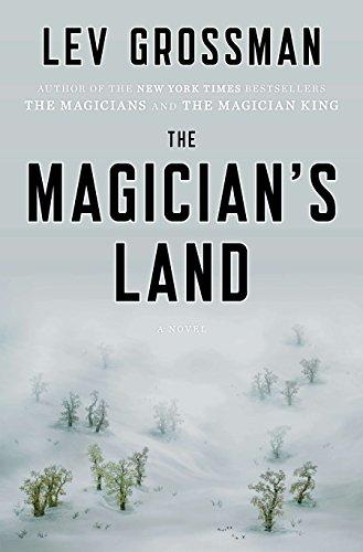 9780670015672: The Magician's Land (Magicians Trilogy)