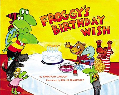 9780670015726: Froggy's Birthday Wish