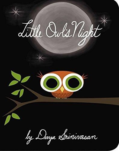 Little Owl's Night: Srinivasan, Divya