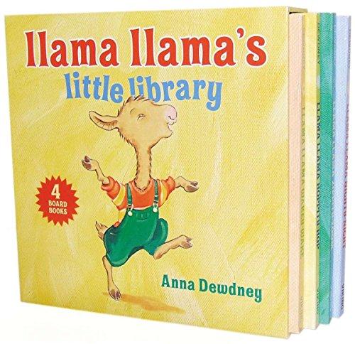 9780670016488: Llama Llama's Little Library: Llama Llama Wakey-Wake/Llama Llama Hoppity-Hop/Llama Llama Zippity-Zoom/Llama Llama Nighty-Night