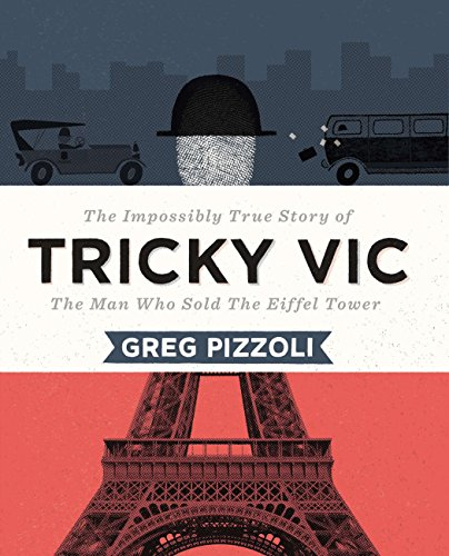 THE IMPOSSIBLY TRUE STORY OF TRICKY VIC (SIGNED)