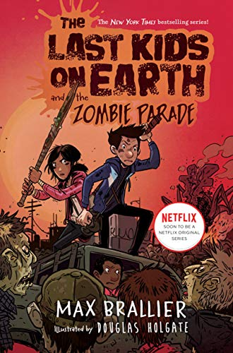 9780670016624: The Last Kids On Earth 2 And The Zomb (netflix Tv)