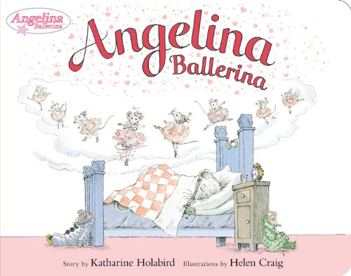 9780670016747: Angelina Ballerina (Angelina Ballerina (Board Books))
