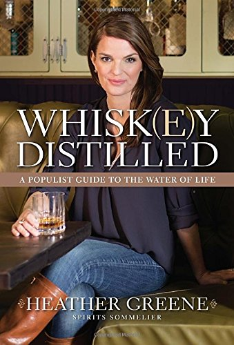 9780670016808: Whiskey Distilled: A Populist Guide to the Water of Life