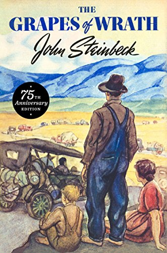 9780670016907: The Grapes of Wrath: 75th Anniversary Edition