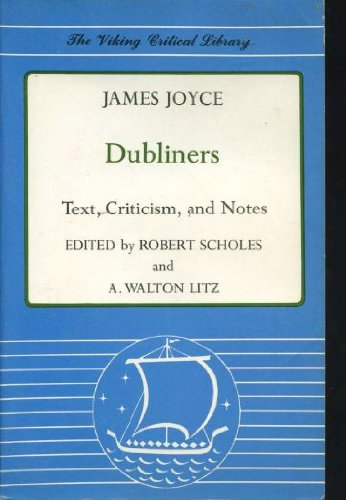 9780670018055: Dubliners: Text, Criticism, and Notes