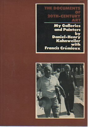 9780670019083: My Galleries and Painters (The Documents of 20th Century Art)
