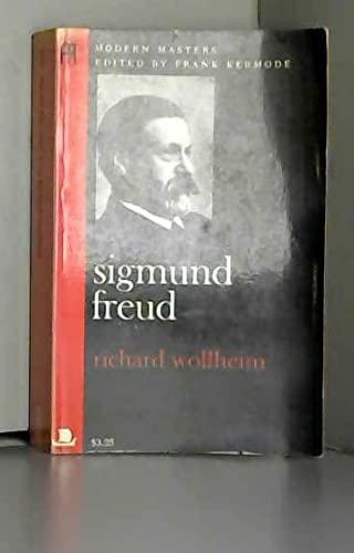 9780670019168: Sigmund Freud (Modern masters, M12)