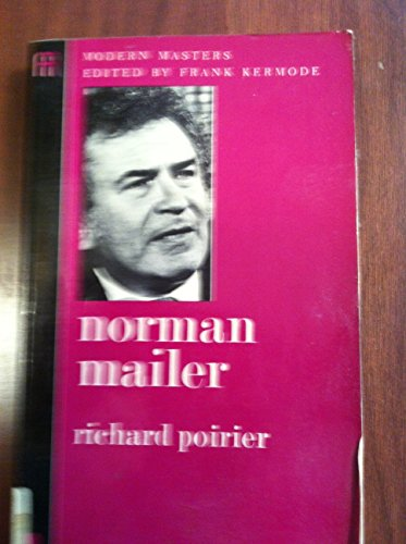 9780670019175: Norman Mailer (Modern masters)