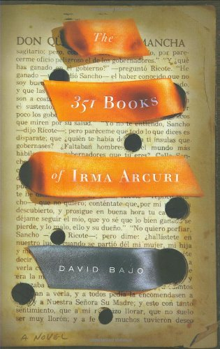 The 351 Books of Irma Acuri: Bajo, David