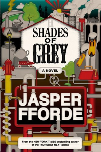 Shades Of Grey [SIGNED & DATED + Promo Card + Photo]: Fforde, Jasper