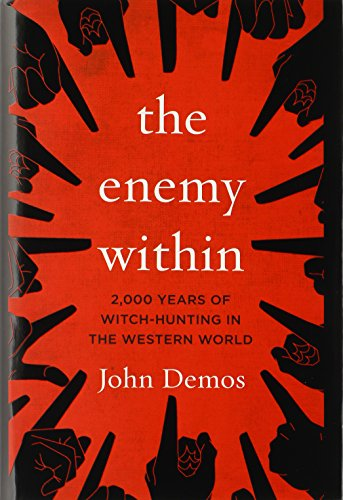 9780670019991: Enemy Within: 2,000 Years of Witch-Hunting in the Western World