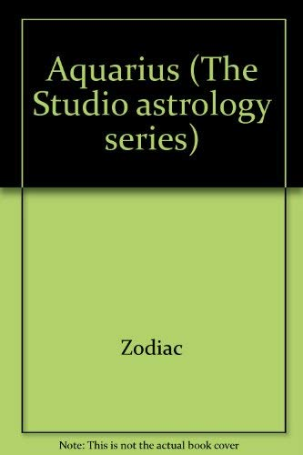Aquarius (The Studio astrology series): Zodiac