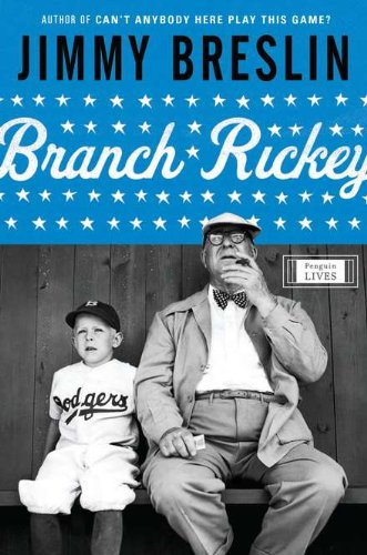 9780670022496: Branch Rickey (Penguin Lives)
