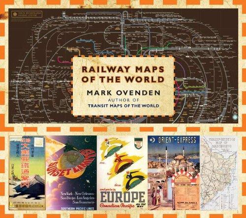 9780670022656: Railway Maps of the World
