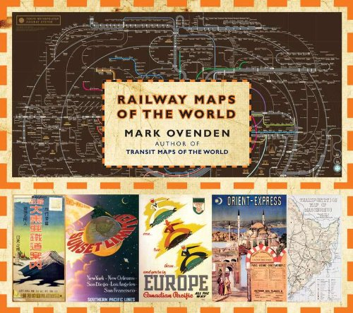 9780670022656: Railway Maps of the World